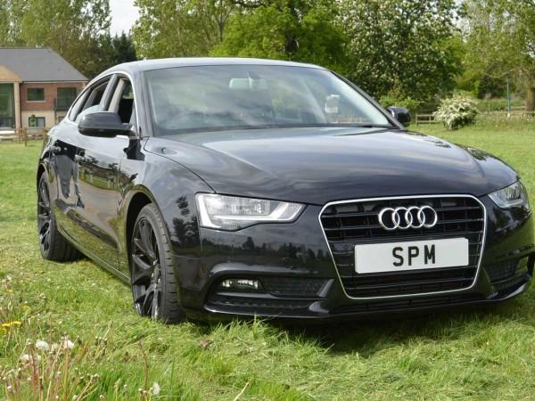Audi A8 | SPM Hire