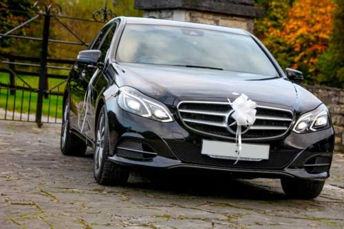Wedding car hire in Birmingham