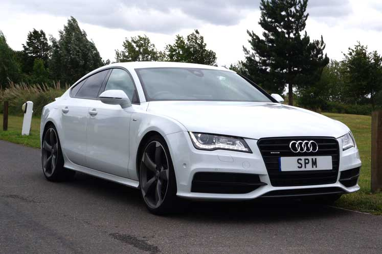 Audi car Rental | SPM Hire