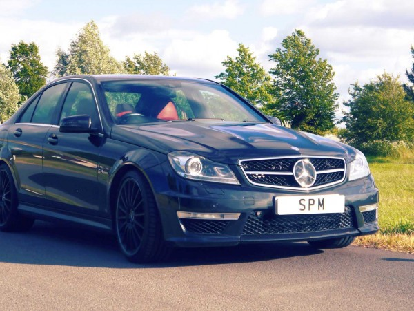 Mercedes C63 | SPM Hire