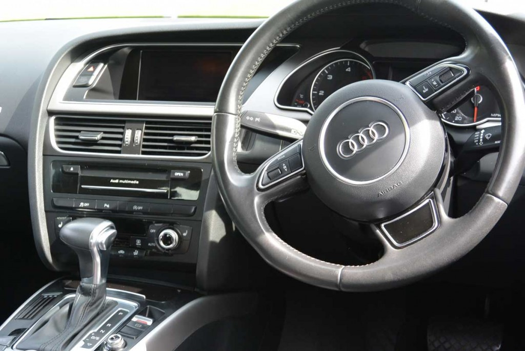 Audi hire London UK