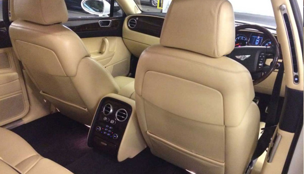 Bentley Car Hire | SPM Hire