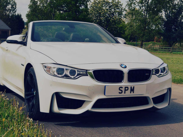 BMW Car Hire London | SPM Hire