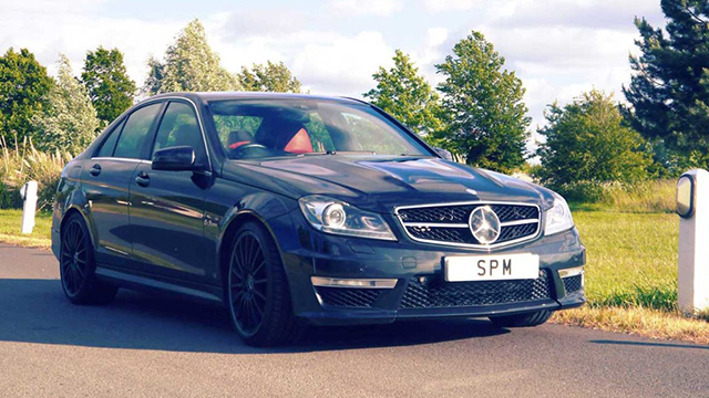 Mercedes hire | SPM Hire