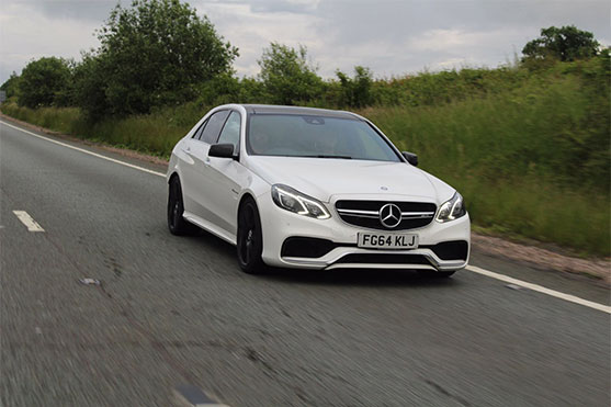 Mercedes Benz Car Hire UK | SPM Hire