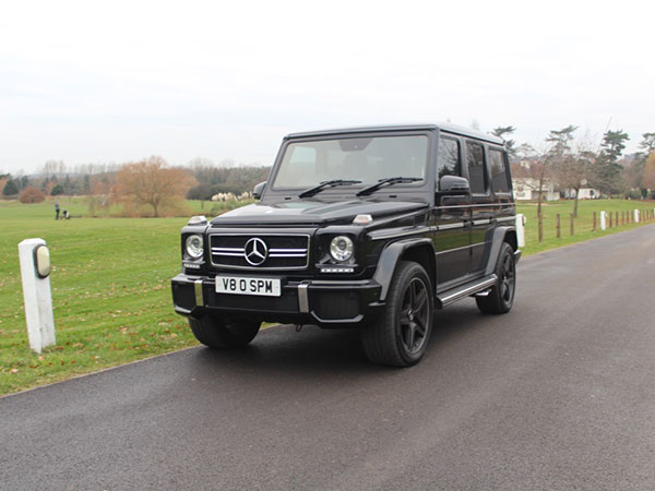 Mercedes G Wagon | SPM Hire