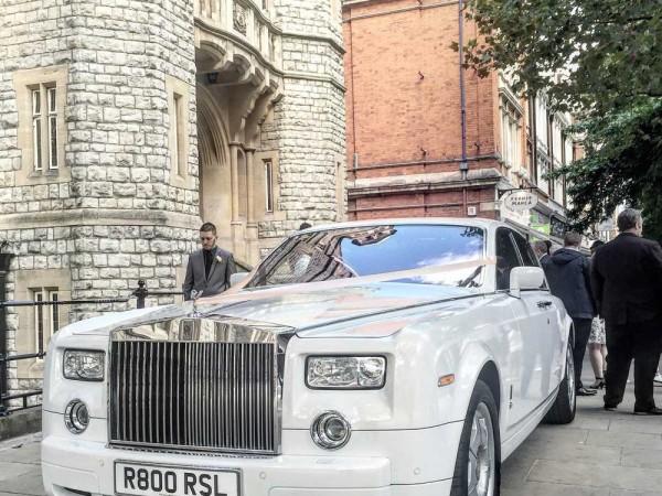 Rolls Royce Hire Price | SPM Hire