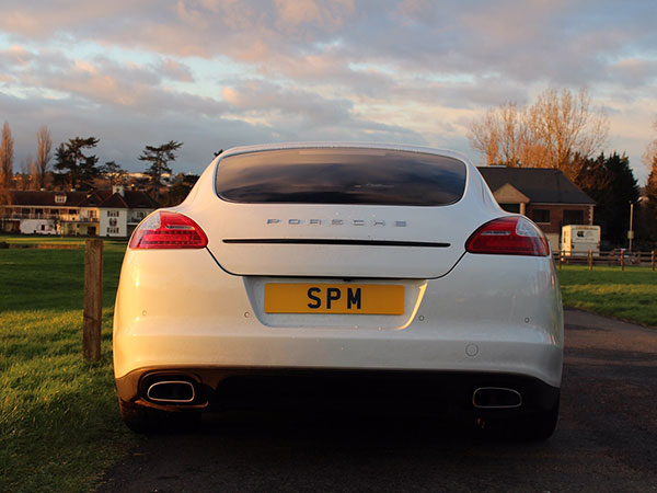 Porsche Hire | SPM Hire