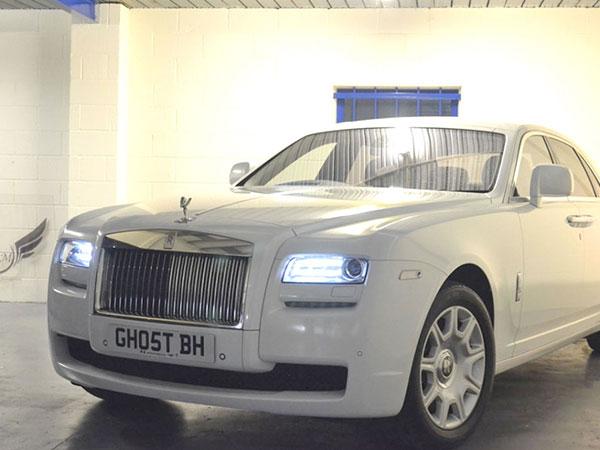 Rolls Royce Ghost | SPM Hire
