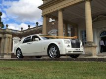Rolls Royce Phantom Car Rental London