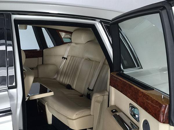 Phantom Car Rental London