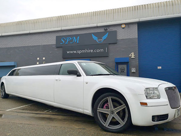 CHRYSLER LIMO | SPM Hire