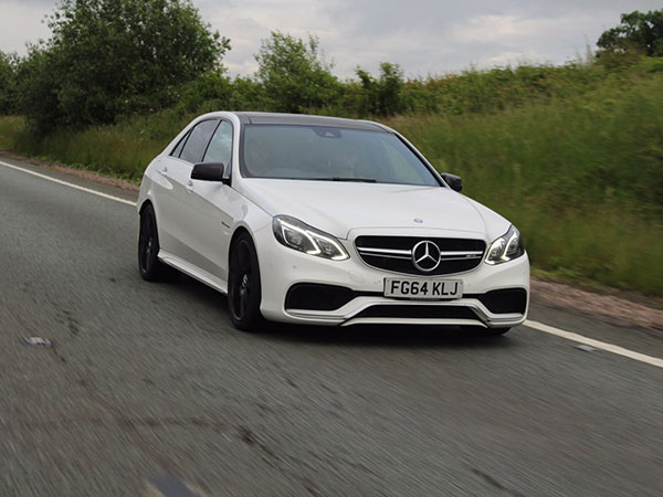 Mercedes E63 Car | SPM Hire