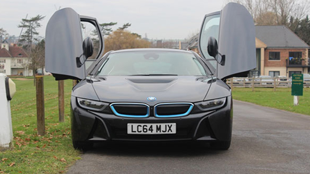 BMW car rental | SPM Hire
