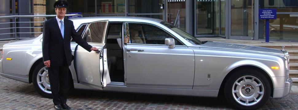 Rolls Royce Chauffeur | SPM Hire