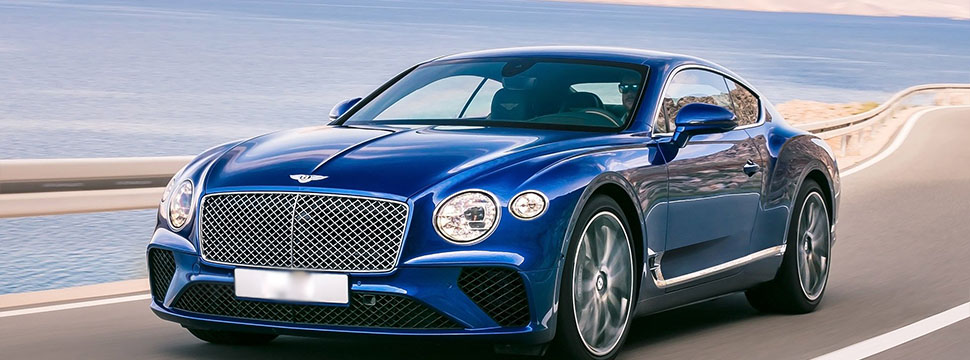 Bentley Rental