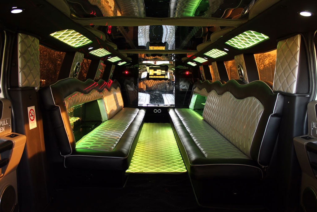 Hummer H2 Limo | SPM Hire