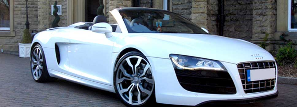 Supercar Hire | SPM Hire