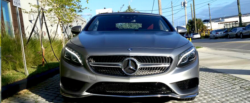Mercedes Car Hire | SPM Car Hire