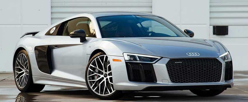 Audi R8 Hire Service | SPM Hire