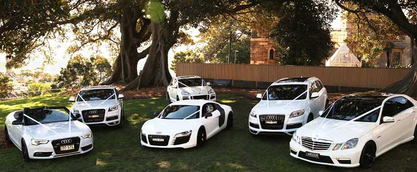Luxury Wedding Car Hire | SPM Hire