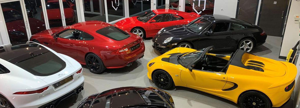 prestige cars