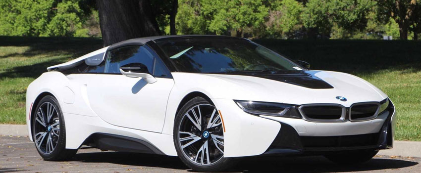 BMW i8 hire | SPM Hire