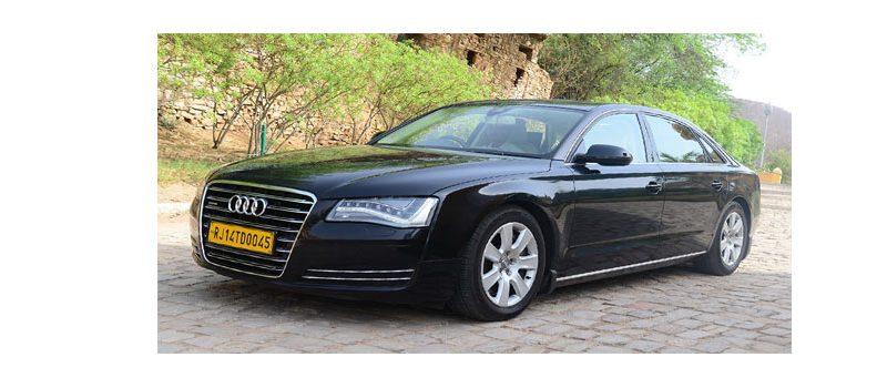 Audi rental
